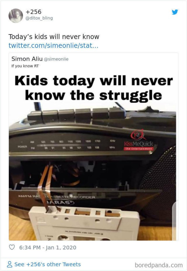 Things Today's Kids Will Never Understand (46 pics)