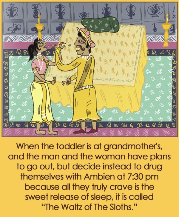 Kama Sutra For Married Couples By Simon Rich And Farley Katz (14 pics)