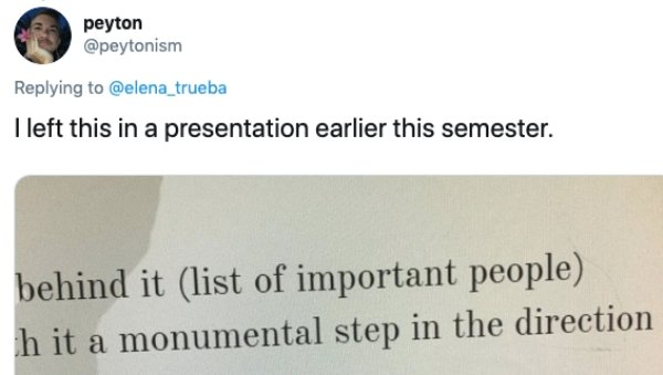 Students Who Should Have Read Their Works Before Submitting (26 pics)