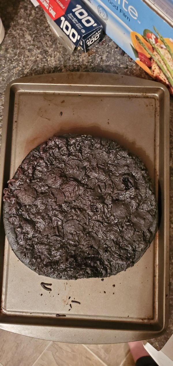 Cooking Gone Wrong (28 pics)