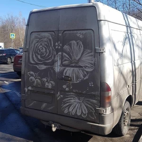 Street Art By Nikita Golubev (24 pics)