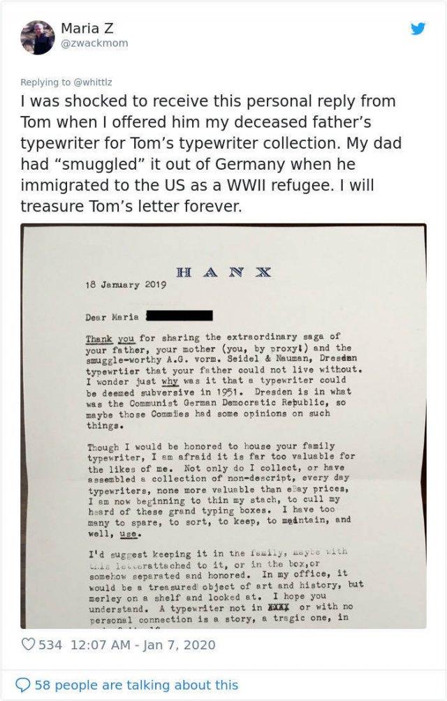 Why People Love Tom Hanks (28 pics)