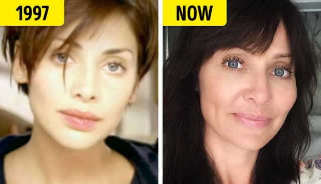 Then And Now: Pop Singers From The '90s And '00s (11 pics)