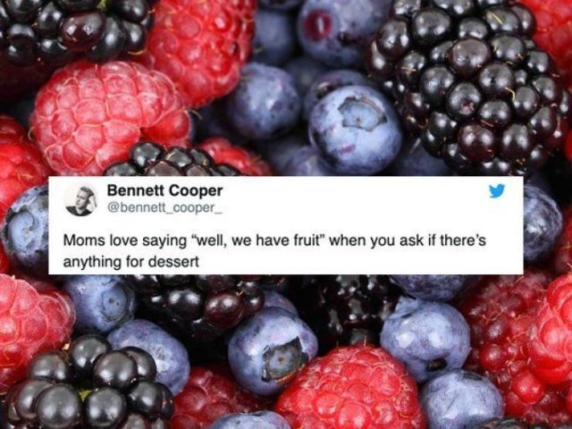 Funny Tweets About Moms (32 pics)