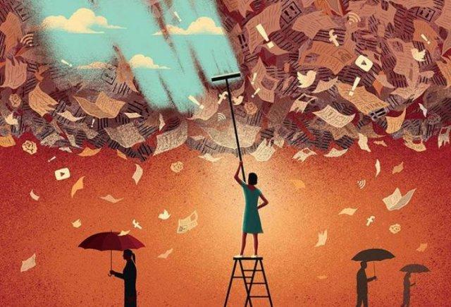 Davide Bonazzi Illustrates Modern Society Problems (30 pics)