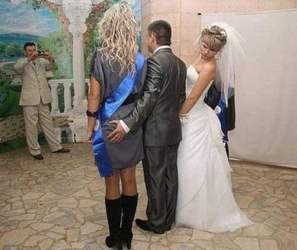 Weddings Gone Wild (39 pics)