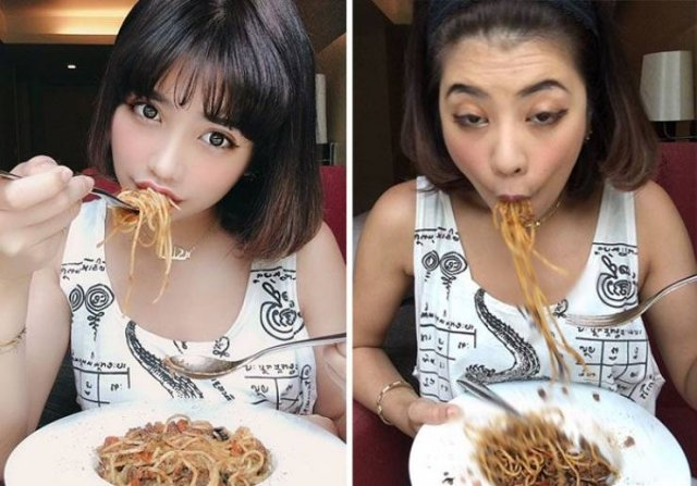 Thai Model Shows The Truth Behind Perfect Photos (30 pics)