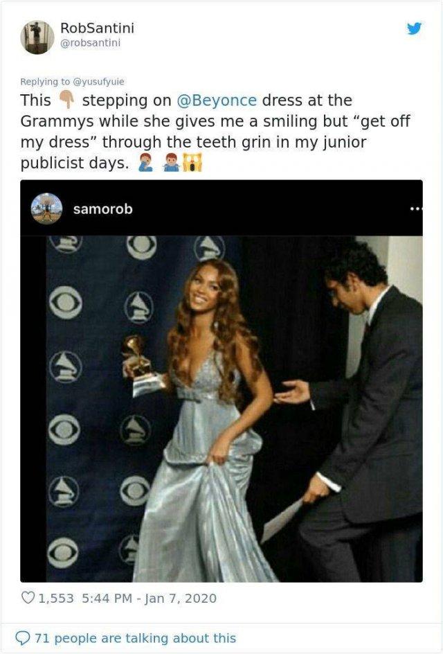 Internet Responds On Celebrity Encounter Fail (45 pics)