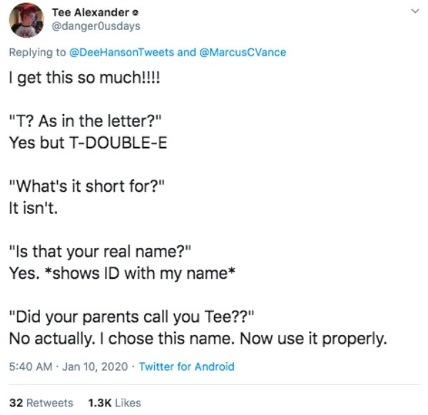 Name Problems That Drive People Crazy (25 pics)