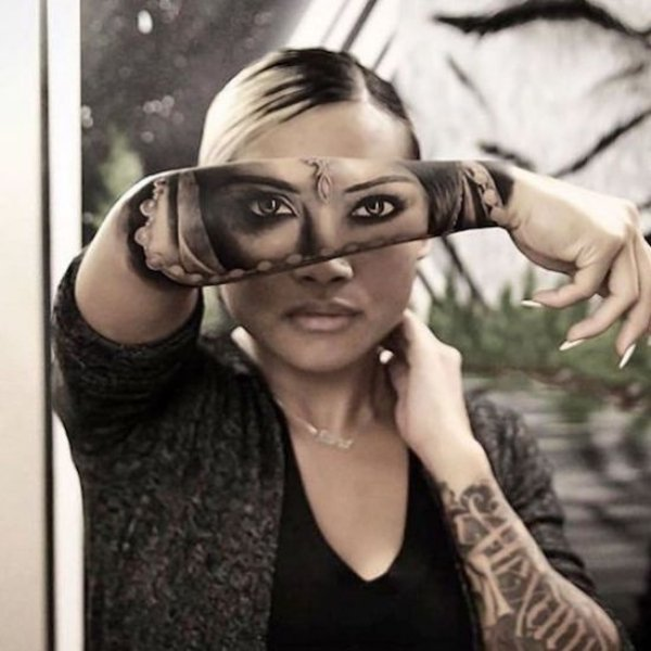 Amazing Tattoos (65 pics)