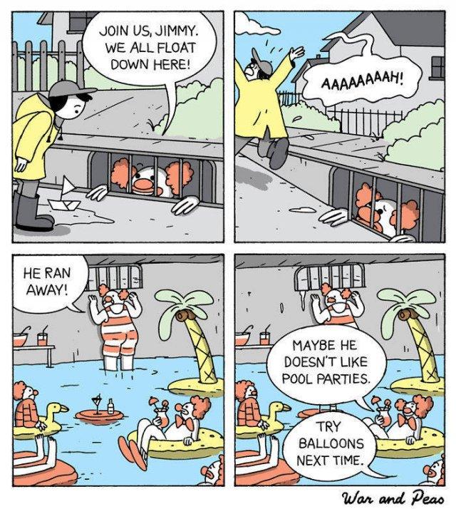 Comics By Elizabeth Pich And Jonathan Kunz (31 pics)