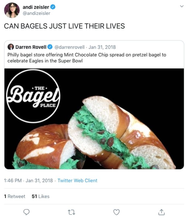 Only Bagel Lovers Will Understand (23 pics)