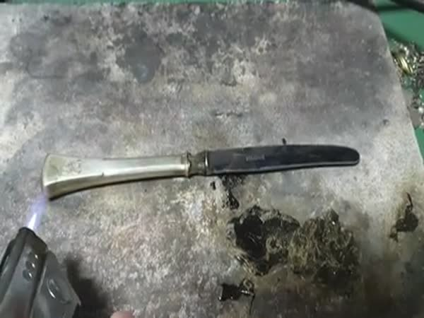 Old Silver Knife