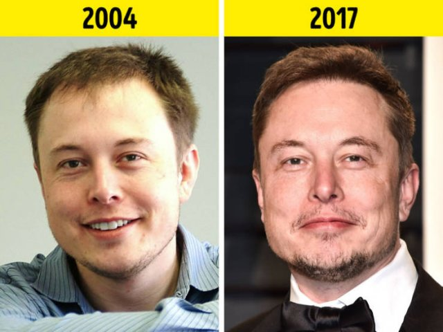 Billionaires: Then And Now (18 pics)