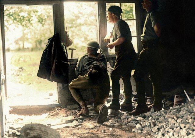 WW1 Colorized Photos (90 pics)