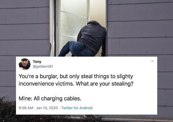 Inconvenient Burglars (31 pics)