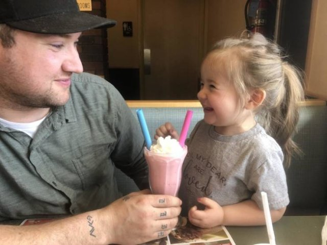 Dads And Daughters Are Best Friends (19 pics)