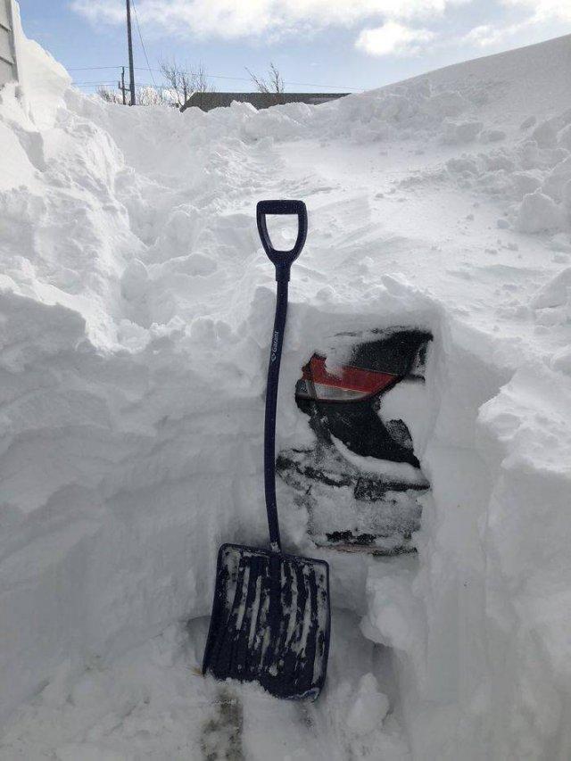 Winter In Canada (30 pics)