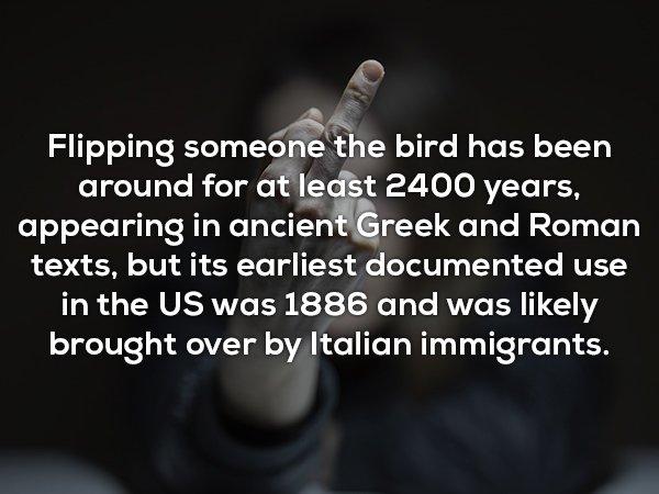 Random Facts (20 pics)