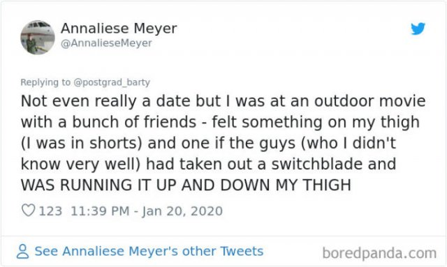 People Share Stories About Weird Datings (31 pics)