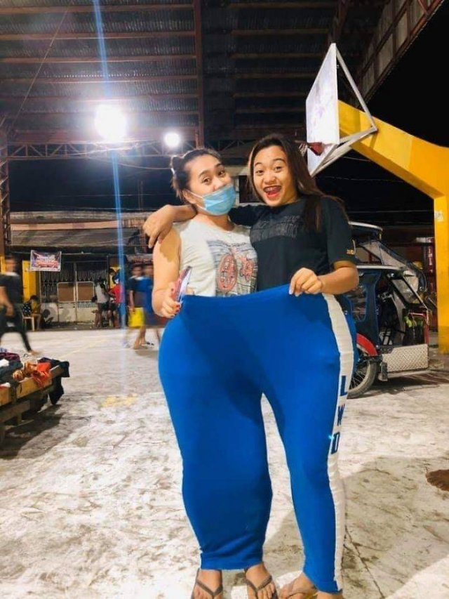 Taal Volcano Donations: Filipinos Pose In Mismatched Clothes (30 pics)