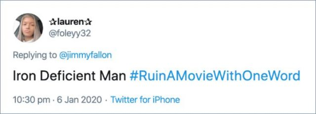 How To Ruin A Movie Title With One Word (23 pics)