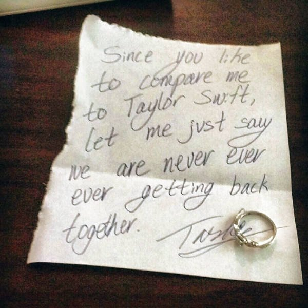 Stories About Exes (30 pics)