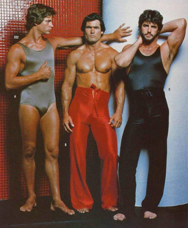 Weird 70's Male Fashion (22 pics)