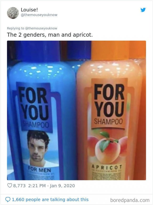 Unnecessarily Gendered Products (31 pics)