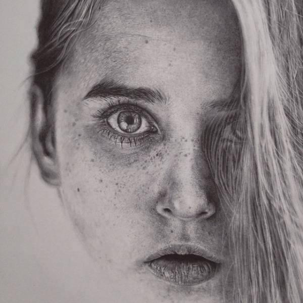 Awesome Drawings (15 pics)
