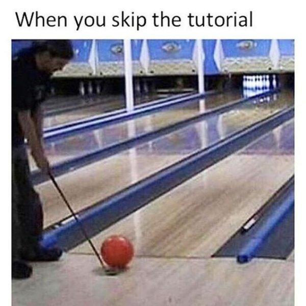 Bowling Memes (35 pics)