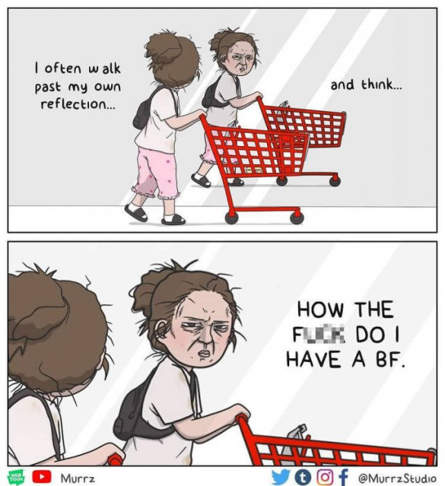 This Girl Illustrates Everyday Problems (30 pics)