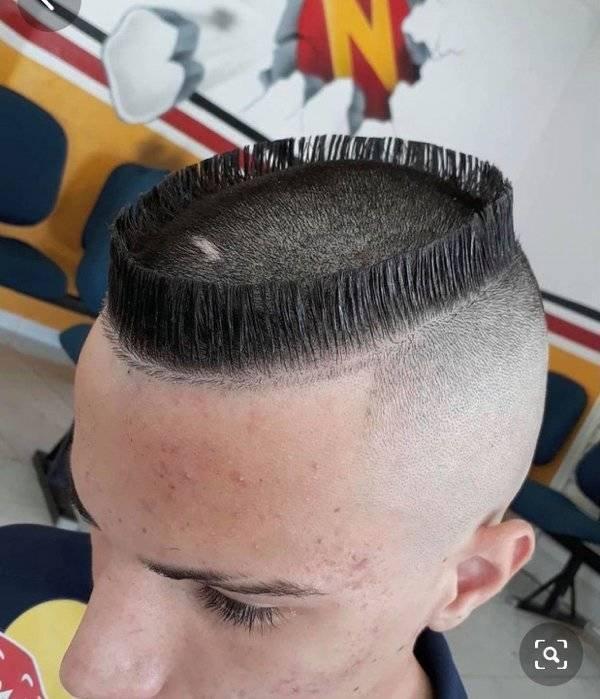 Weird Haircuts (59 pics)