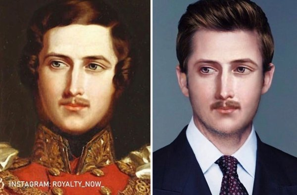 If These People Lived Today (38 pics)