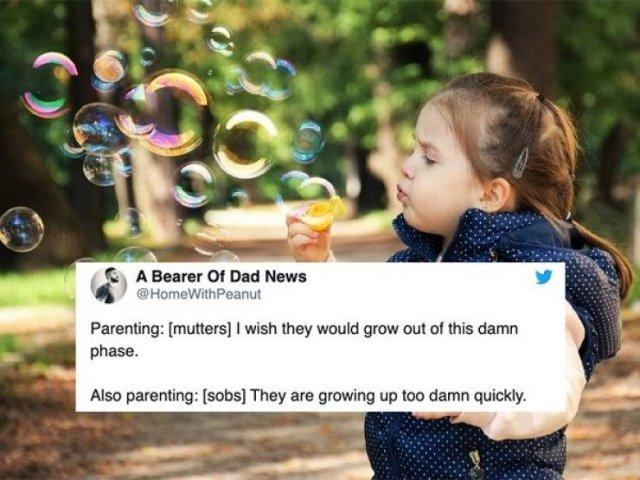 Parenting Tweets (26 pics)