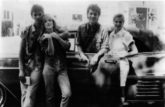 """The Cast And Crew Of """"A Nightmare On Elm Street"""" (28 pics)"""