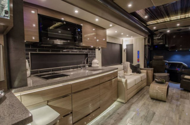 Mobile Home By Porsche (23 pics)