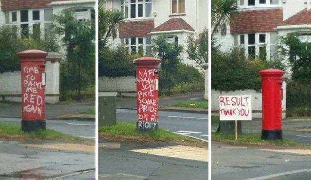 Polite Graffiti (30 pics)