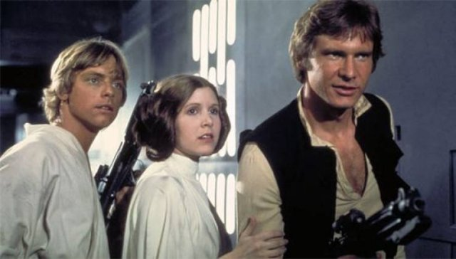 """Star Wars"" Movies From Worst To Best (11 pics)"