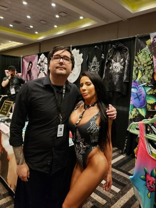 AVN Adult Entertainment Expo 2020 (38 pics)