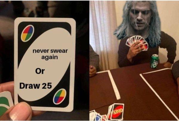 """""""The Witcher"""" Memes. Part 2 (33 pics)"""