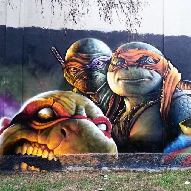Amazing Graffiti (35 pics)