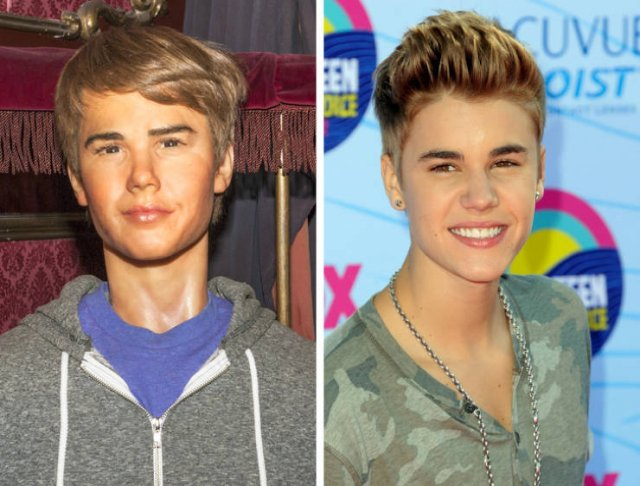 Bad Celebrity Wax Figures (16 pics)