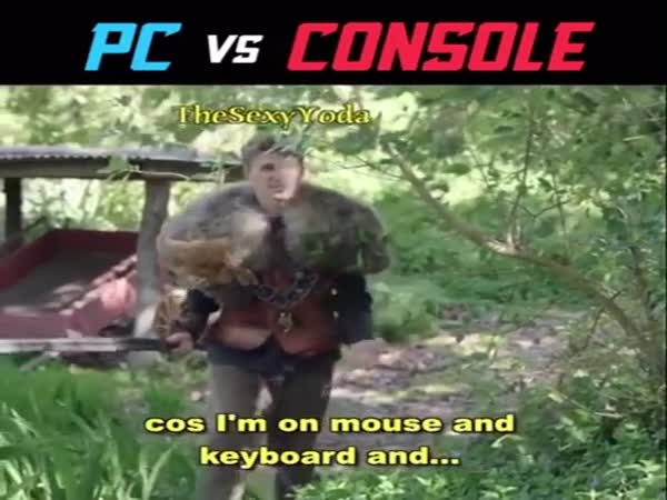 PC Vs. Console Gaming