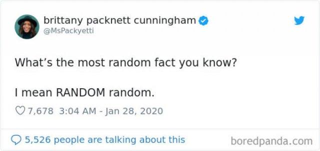 Random Facts (45 pics)
