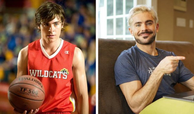 These Celebs Have Changed A Lot (17 pics)
