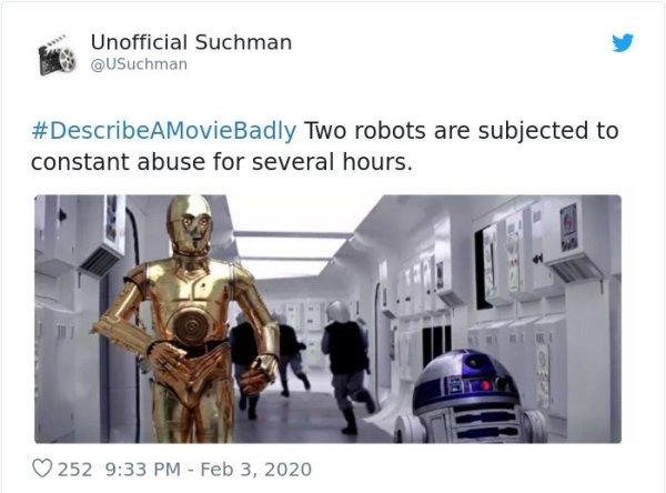 Describe A Movie Badly (40 pics)