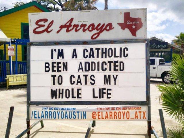 """""""El Arroyo"""" Signs (21 pics)"""