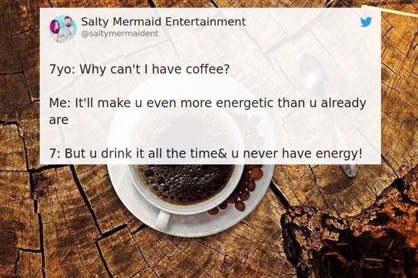 Crazy Thoughts Of 7-Year-Olds (28 pics)