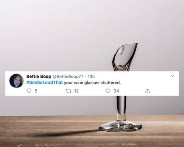 #SexSoLoudThat Tweets (27 pics)